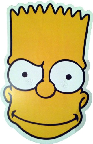 the-simpsons-bart-card-face-mask-licensed-product