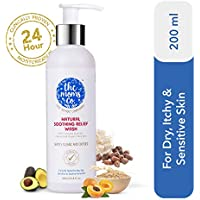 The Moms Co. Natural Soothing Relief Body Wash (200 ml)