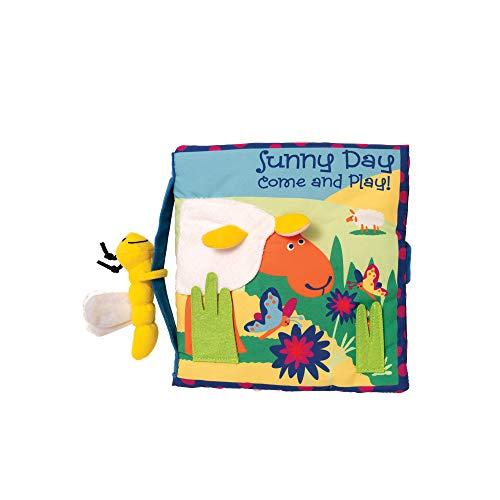 ctivity Book mit angebundenem Spielzeug, Sunny Day ()