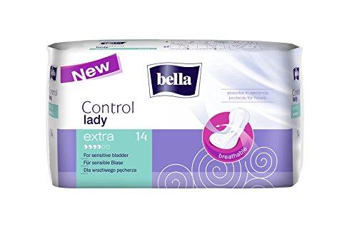 Bella Control Einlagen Extra, 4er Pack (4 x 14 Stück)