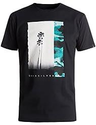 Quiksilver Herren Short Sleeve Classic Meridian T-Shirt