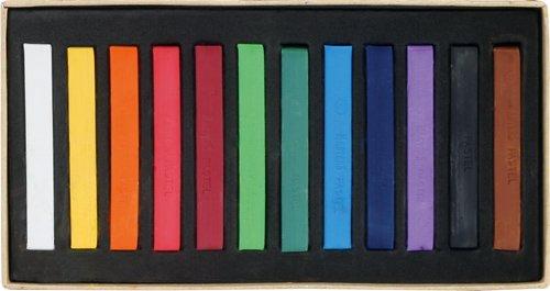 Pastele suche 12 kolorów
