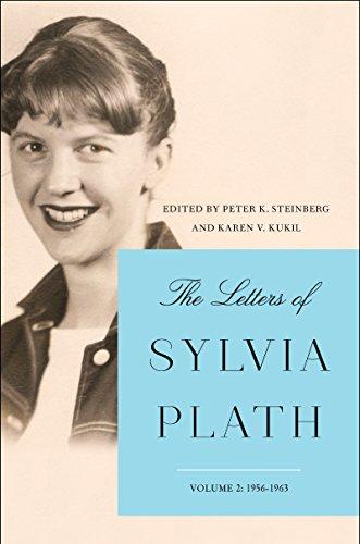 The Letters of Sylvia Plath Vol 2: 1956-1963 por Sylvia Plath