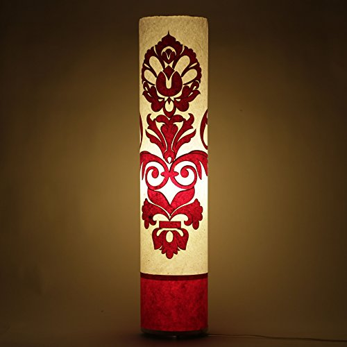 engineered-white-red-handmade-long-floor-lamp-modern-paper-shade-art-deco-living-area-light