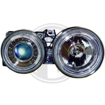 Bloc-optique, projecteurs principaux - 3 (E30) (09/1982 - 03/1992)