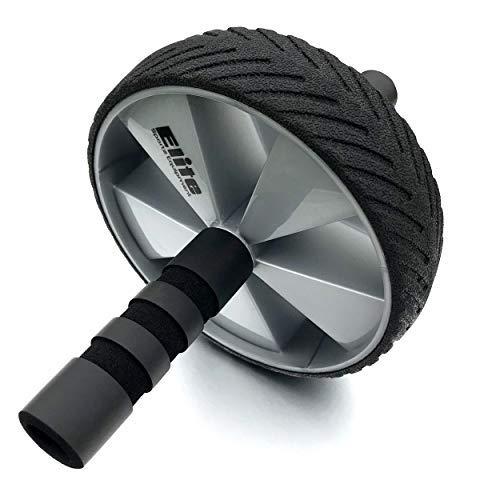 b Wheel Roller - Dieses Ab-Trainingsrad hat eine solide Stabilität, ist robust, leichtgängig und hat sehr komfortable Rutschfeste Griffe ()