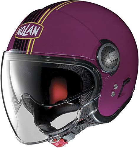 Casque NOLAN N21 Visor Joie de Vi 037 Violet Taille S