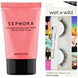 SEPHORA COLLECTION Colorful Cheek Ink Gel in Peony 0.67 oz and free set of Wet n' Wild Shutter Shock False Eyelashes with Adhesive