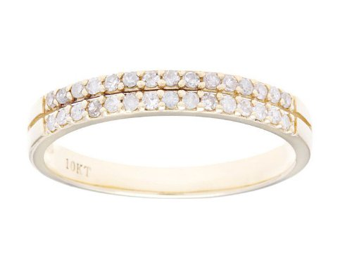 10k-yellow-gold-1-3ct-double-row-diamond-anniversary-wedding-band-ring-g-h-i1-i2