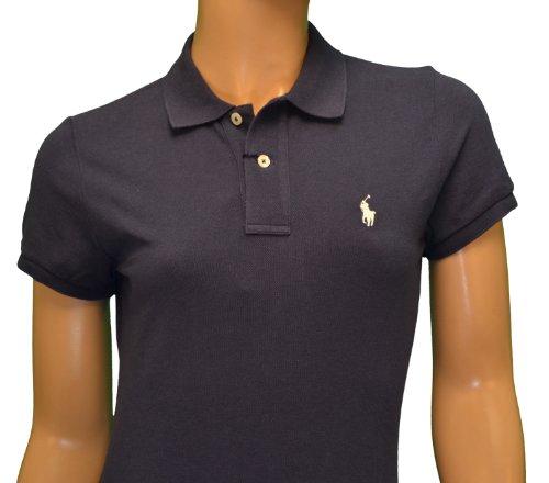 Ralph Lauren Damen Poloshirt Marineblau