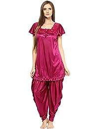 Fashigo Women's Patiala Top and Pyjama (Free Size)