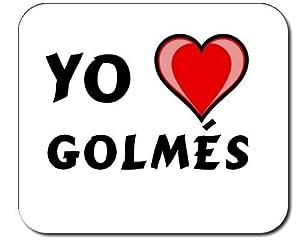 """informatica golmés: Almohadilla con estampada de """"Te quiero"""" Golmés (ciudad / asentamiento)"""