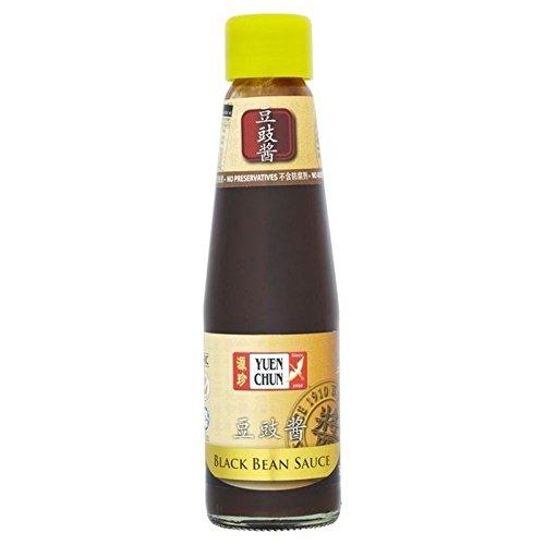 Yuen Chun Sauce Aus Schwarzen Bohnen 210G