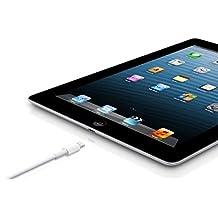 Apple iPad 4 64GB Wi-Fi - Black (Renewed)