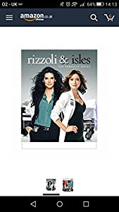 Rizzoli & Isles: Seasons 1-7 [DVD]