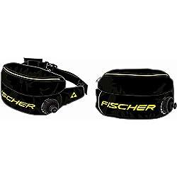 Fischer Hüfttasche Drinkbelt Professional, Black/Yellow, 30 x 15 x 15 cm, 7 Liter, Z10015