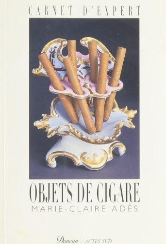 Objets de cigare