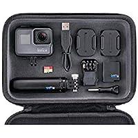 GoPro HERO5 4K Actionkamera Bundle (Inklusive Casey + Shorty Stativ + 16 GB Speicherkarte)