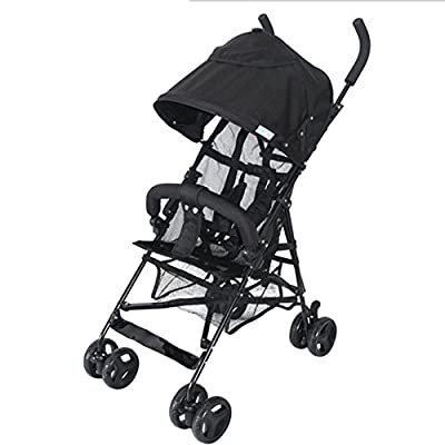ZLYFA Trend Light Weight Stroller Turista Plegable Coche