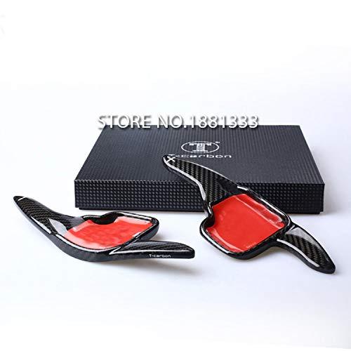 ad Paddle Shifter Extension Trim Für BMW 2 3 5 7 Serie X1 Z4 X4 F30 F31 F10 F20 F22 F32 ()