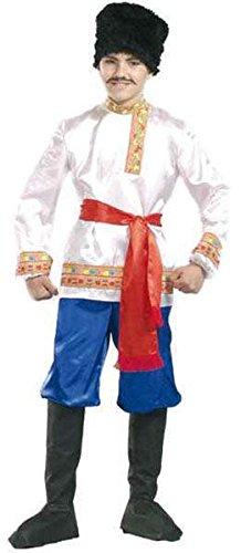 Kinder Kostüm cosaque yvan, Größe: 152 cm 11/13 Jahren