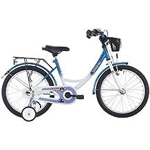 "Vermont Kapitän - Bicicletas para niños - 18"" azul/blanco 2017"