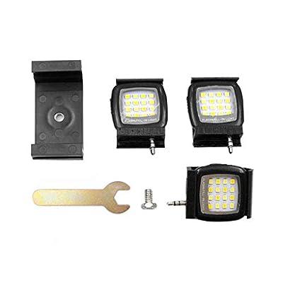 Providethebest For DJI Mavic Air Drone LED Light Kit Flying Flash Nigth Light Navigation Lamp Headlight Drone Accessories