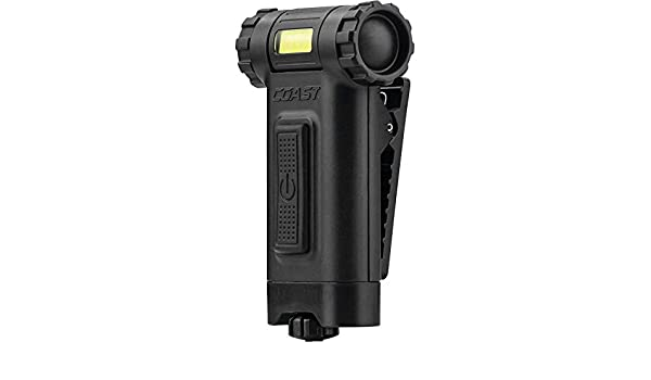 Coast HX4 Dual Colour Clip On Inspection Light