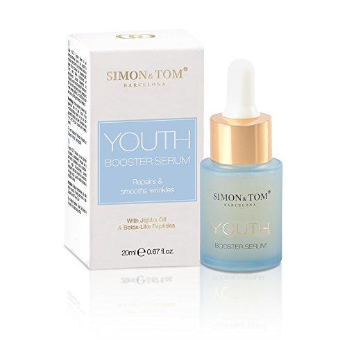 Simon & Tom - YOUTH Booster Serum. Hydratisiert die Haut und verleiht Festigkeit und Elastizität - 20ml Youth Toms