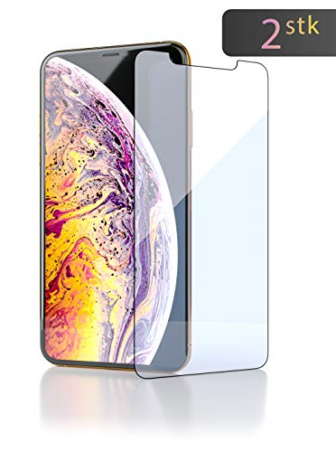 IPhone Xs Max Cristal Templado [2X] | extremadamente