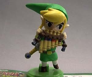 "Furuta Legend of Zelda Spirit Tracks LINK-B - Figurine (1.5"" Mini Figure)"