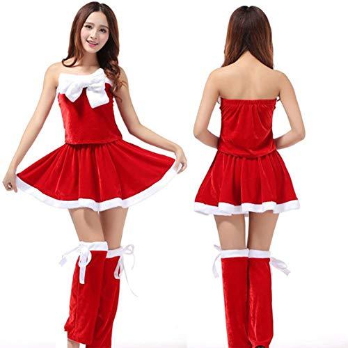 GUAN Sex Rollenspiele Ballkostüme Weihnachtskostüme Weihnachtskostüme Weibliche