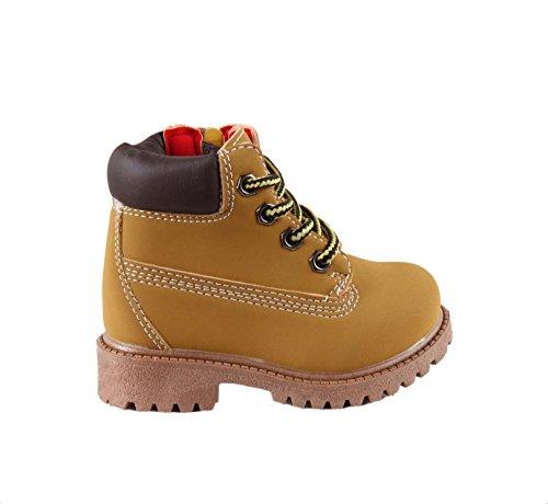 Schuhe Flut, die Corsage und Zip–Baby Jungen Beige