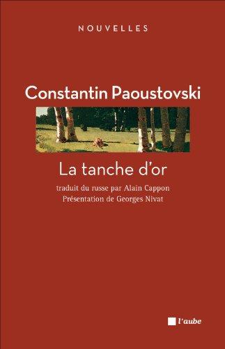 La tanche d'or par Constantin Paoustovski