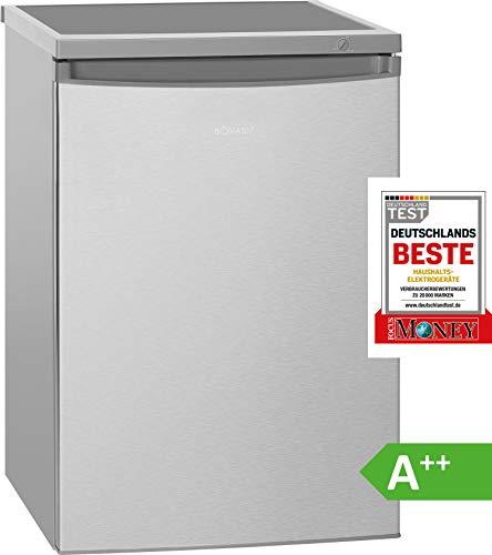 Bomann KS 2184 Kühlschrank / A++ / 84.5 cm / 141 kWh/Jahr / 105 L Kühlteil /14 L Gefrierteil / justierbare Standfüße