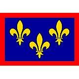 magFlags Drapeau Large France anjou   drapeau paysage   1.35qm   90x150cm