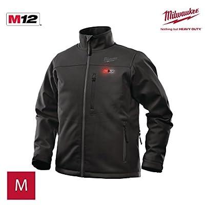 Milwaukee  M12 Black Heated Jacket Medium by Milwaukee
