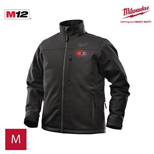 Preisvergleich Produktbild Milwaukee m12hjbl3–0(M) Jacke beheizbar schwarz Premium ver-0