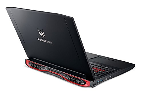 Acer Predator G9-593 Laptop (Windows 10, 16GB RAM, 1000GB HDD) Abyssal Black Price in India