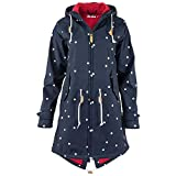 derbe Island Friese Dots Softshelljacke Damen - 38