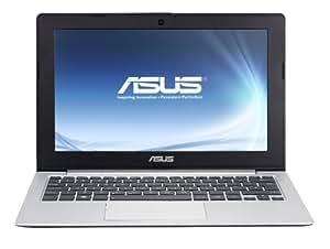 Asus F201E-KX065DU 29,5cm (11,6 Zoll) Netbook (Intel Celeron 847, 1,1 GHz, 4 GB RAM, 500 GB HDD, Intel HD, Ubuntu) schwarz