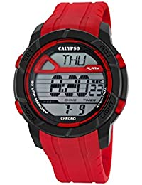 Other Watches Jewelry & Watches Latest Collection Of Calypso Unisex-adult Watch K5682/b