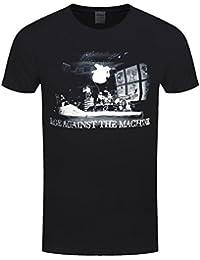 Rage Against the Machine Herren T-Shirt Live Jump schwarz