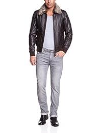 Schott NYC Men's Pilot Leather Jacket