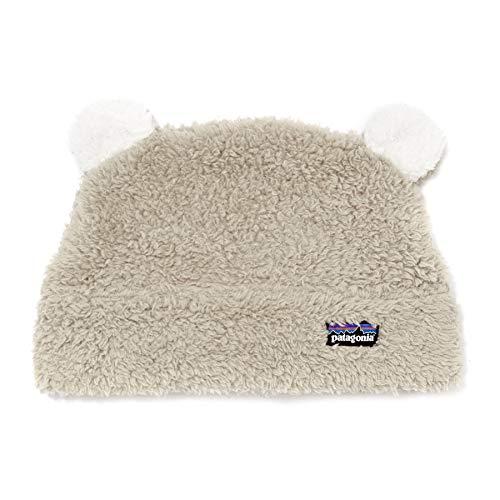 Patagonia Baby Furry Friends Hat Age 5 EL Cap Khaki -