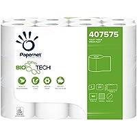 Papel higiénico biotech 48 rollos para inodoros selbstauflösend 407575