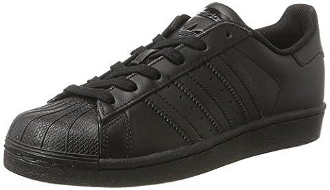 adidas Superstar Foundation Junior Noire Noir 38