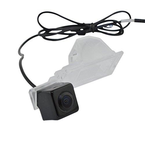 Sincere facile da installare DIY Back Up telecamera di visione notturna luce della targa per Ford Edge di alta impermeabile/2012Edge Modello: hs8134