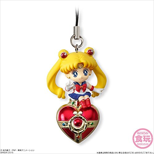Sailor Moon Twinkle Dolly Part 2~Figure Mobile Mascot Charm~Sailor Moon