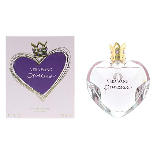 Vera Wang Princess Femme, Eau de Toilette, 1er Pack (1 x 50 ml)